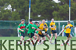 Action  from the Bernard O'Callaghan Memorial Senior Football Championship final last Saturday Beale V Listowel Emmets