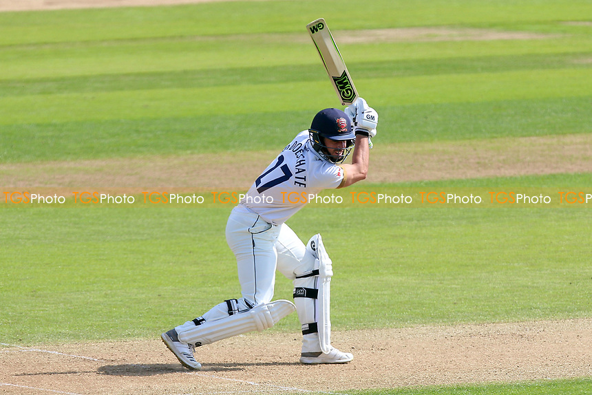 Ryan ten Doeschate hits 4 runs for Essex during Essex CCC vs Yorkshire CCC, Specsavers County Championship Division 1 Cricket at The Cloudfm County Ground on 4th May 2018