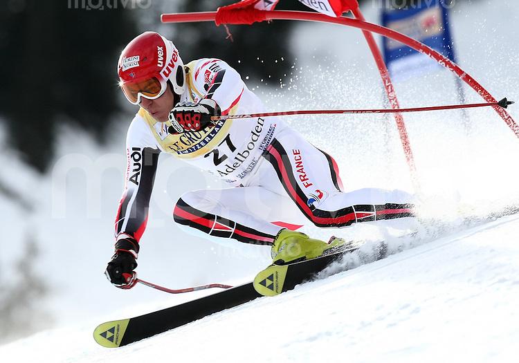 Ski Alpin;  Saison 2006/2007   05.01.2007 42. Weltcup Riesenslalom  Herren Richard  Cyprien (FRA)