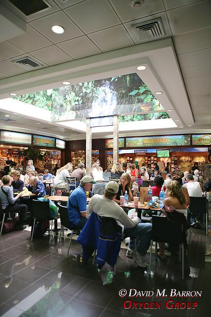 Jaun Santamaria Airport Cafe