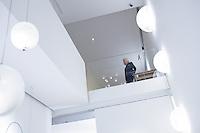 Milano 13-04-2013: installazione nella zona Ventura Lambrate durante il Salone del Mobile 2013..Milan: exposition at Ventura Lambrate zone during the Milan Design Week 2013
