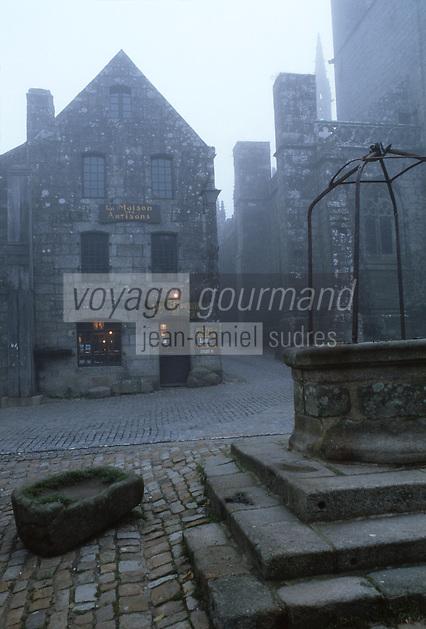 Europe/France/Bretagne/29/Finistère/Locronan: vieux logis