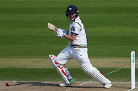 Picture by Alex Whitehead/SWpix.com - 21/04/2018 - Cricket - Specsavers County Championship Div One - Yorkshire v Nottinghamshire, Day 2 - Emerald Headingley Stadium, Leeds, England - Yorkshire's Gary Ballance bats.
