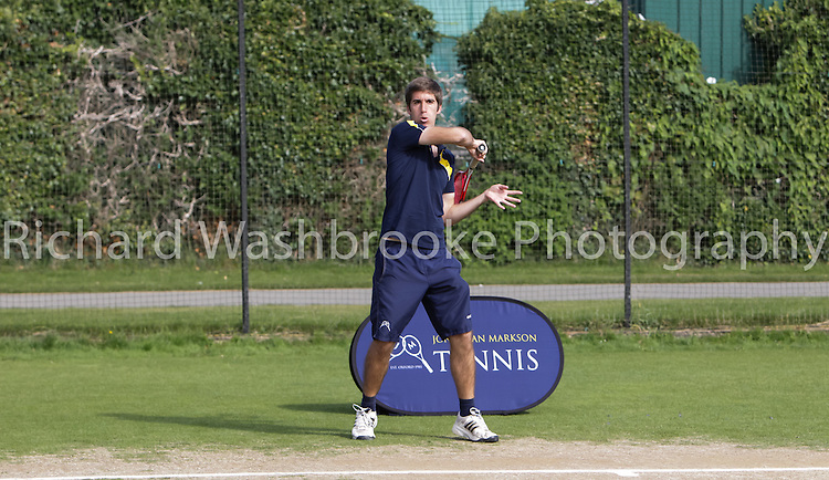 Markson Tennis, Oxford  20th August 2014