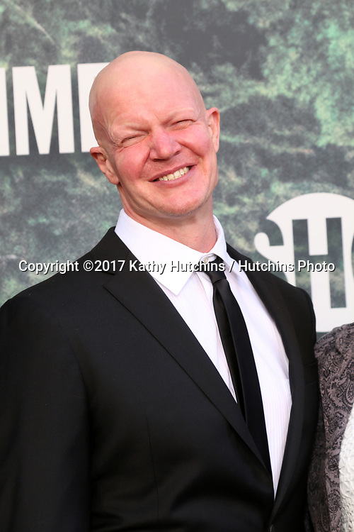 """LOS ANGELES - MAY 19:  Derek Mears at the """"Twin Peaks"""" Premiere Screening at The Theater at Ace Hotel on May 19, 2017 in Los Angeles, CA"""