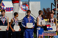 Class 1 Boys Indiv Awards 2013 MO State XC