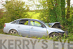 Accident on The Lixnaw/Abbeydorney Road early on Sunday morning............... ....................