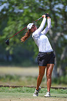 Gina Kim (a)(USA) watches her tee shot on 5 during round 3 of the 2019 US Women's Open, Charleston Country Club, Charleston, South Carolina,  USA. 6/1/2019.<br /> Picture: Golffile | Ken Murray<br /> <br /> All photo usage must carry mandatory copyright credit (© Golffile | Ken Murray)
