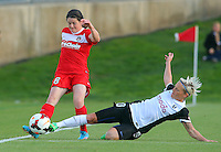Washington Spirit vs Seattle Reign, May 3, 2014
