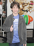 Zachary Gordon at The Universal Pictures' World Premiere of HOP held at Universal City Walk in Universal City, California on March 27,2011                                                                               © 2010 Hollywood Press Agency