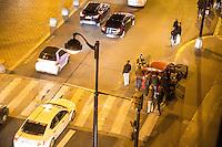 14 novembre attentati a Parigi<br /> feriti arrivano in macchina