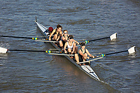 Crew: 373  SPG (A)  St Paul's Girls' School (A Louis)  W 4+ Jun Chall<br /> <br /> Fours Head of the River 2018<br /> <br /> To purchase this photo, or to see pricing information for Prints and Downloads, click the blue 'Add to Cart' button at the top-right of the page.