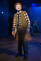 London, UK. 09.10.2014. Mountview Academy of Theatre Arts presents CURTAINS, at the Bernie Grant Arts Centre. Picture shows: Elliot Clay (Johnny Harmon). Photograph © Jane Hobson.