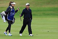 Darius Van Driel (NED) on the 5th fairway during Round 4 of the Challenge Tour Grand Final 2019 at Club de Golf Alcanada, Port d'Alcúdia, Mallorca, Spain on Sunday 10th November 2019.<br /> Picture:  Thos Caffrey / Golffile<br /> <br /> All photo usage must carry mandatory copyright credit (© Golffile | Thos Caffrey)