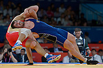 11/08/2012 - Mens Freestyle Wrestling - Excel Centre - London