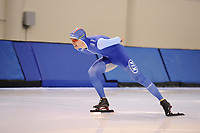 SPEEDSKATING: SALT LAKE CITY: 06-12-2017, Utah Olympic Oval, ISU World Cup, training, Simen Spieler Nilsen (NOR), photo Martin de Jong