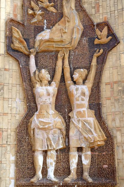Liberation MemorialMemento Sculpture Park ( Szobaopark ) Budapest, Hungary