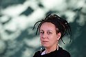 Olga Tokarczuk,Polish author of P at The Edinburgh International Book Festival 2010  Credit Geraint Lewis