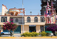 Castillo del Duende in Villa de Etla, Oaxaca