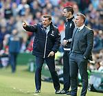 29.04.18 Celtic v Rangers: Graeme Murty