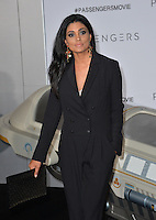 Rachel Roy at the world premiere of &quot;Passengers&quot; at the Regency Village Theatre, Westwood. <br /> December 14, 2016<br /> Picture: Paul Smith/Featureflash/SilverHub 0208 004 5359/ 07711 972644 Editors@silverhubmedia.com