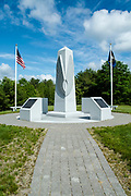 Brigadier General Harrison R. Thyng Memorial in Pittsfield, New Hampshire USA. He was born in Laconia, NH in 1918 and died September 24, 1983. He is one of only six USAF fighter pilots to be recognized as an ace in two wars.