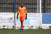 Manny Agbolla of Barking during Barking vs South Park, BetVictor League South Central Division Football at Mayesbrook Park on 7th March 2020