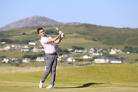 Sean O'Flaherty playing with Mikko Korhonen (FIN) during the ProAm of the 2018 Dubai Duty Free Irish Open, Ballyliffin Golf Club, Ballyliffin, Co Donegal, Ireland.<br /> Picture: Golffile | Jenny Matthews<br /> <br /> <br /> All photo usage must carry mandatory copyright credit (&copy; Golffile | Jenny Matthews)
