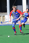 NELSON, NEW ZEALAND - JULY16: Hockey Waimai United 1 v Stoke 16/07/16 Saxton Astro Turf  on July 16 2016 in Nelson, New Zealand. (Photo by: Evan Barnes Shuttersport Limited)