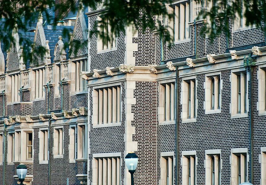 The Quad dormitory building, U. of Penn, Philadelphia, PA