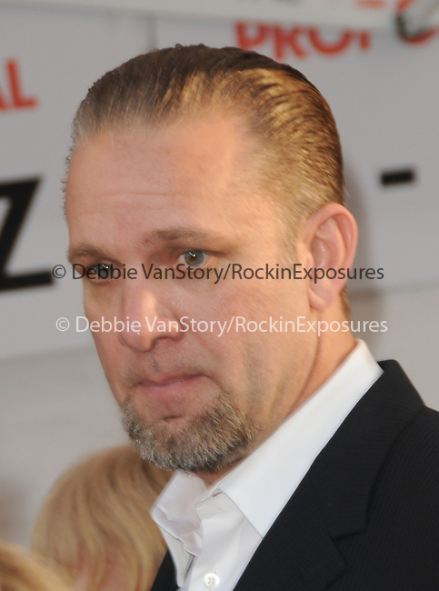 Jesse James at The Touchstone Pictures' World Premiere of The Proposal held at The El Capitan Theatre in Hollywood, California on June 01,2009                                                                     Copyright 2009 DVS / RockinExposures