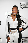 Love and Hip Hop's Yandy Smith Attends Angela Simmons I Am Presentation Powered Monster at 404 During Mercedes-Benz Fashion Week Fall 2014 NY