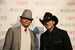 The Lost Trailers - Ryder Lee and Stokes Neilson (R) perform at the after-party concert at the 12th Annual Collaborating For A Cure - a Dinner & Auction on November 18, 2009 to benefit the Samuel Waxman Cancer Research Foundation at the Park Avenue Armory, New York City, NY. (Photo by Sue Coflin/Max Photos)
