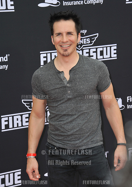Hal Sparks at the world premiere of Disney's &quot;Planes: Fire &amp; Rescue&quot; at the El Capitan Theatre, Hollywood.<br /> July 15, 2014  Los Angeles, CA<br /> Picture: Paul Smith / Featureflash