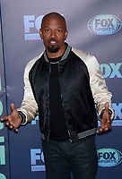 NEW YORK, NY - MAY 13: Jamie Foxx at the FOX 2019 Upfront at Wollman Rink in Central Park, New York City on May 13, 2019. <br /> CAP/MPI99<br /> ©MPI99/Capital Pictures