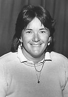1984: Dotty McCrea.