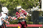 Orange, CA 05/02/10 - Ryan Murray (ASU # 22) in action during the Chapman-Arizona State MCLA SLC Division I final at Wilson Field on Chapman University's campus.  Arizona State defeated Chapman 13-12 in overtime.