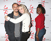 LOS ANGELES - JAN 17:  Bryton James, Melissa Ordway, Loren Lott at the Young and the Restless Celebrates 30 Years at #1 at the CBS Television CIty on January 17, 2019 in Los Angeles, CA