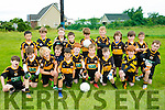 Austin Stacks U6's at the John Mitchels GAA  Juvenile tournament on Saturday