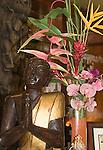Buddha Statue, Koh Samui Restaurant, San Francisco, California