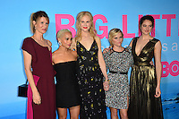 Laura Dern, Nicole Kidman, Shailene Woodley, Zoe Kravitz &amp; Reese Witherspoon at the premiere for HBO's &quot;Big Little Lies&quot; at the TCL Chinese Theatre, Hollywood. Los Angeles, USA 07 February  2017<br /> Picture: Paul Smith/Featureflash/SilverHub 0208 004 5359 sales@silverhubmedia.com
