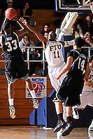 FIU Men's Basketball v. Troy (1/9/10)