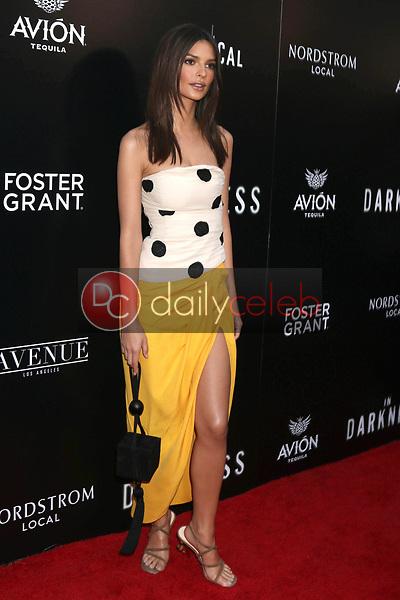 "Emily Ratajkowski<br /> at the ""In Darkness"" Premiere, Arclight, Hollywood, CA 05-23-18<br /> David Edwards/DailyCeleb.com 818-249-4998"