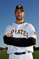 Feb 28, 2010; Bradenton, FL, USA; Pittsburgh Pirates  outfielder Jonathan Van Every (61) during  photoday at Pirate City. Mandatory Credit: Tomasso De Rosa/ Four Seam Images