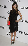 Rachel Bilson arrives at Chanel's Launch of Highly Anticipated New Concept Boutique on Robertson Boulevard on May 29, 2008 in Los Angeles, California.