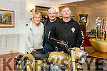 Enjoying the Motorbike Festival Fun Day at the Meadowlands Hotel on Saturday were Esther Cahill, Stephen Kelly, Mick Murphy, Killarney