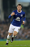 Ross Barkley of Everton during the English Premier League match at Goodison Park, Liverpool. Picture date: December 19th, 2016. Photo credit should read: Lynne Cameron/Sportimage