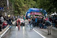 Jai Hindley (AUS/Sunweb)<br /> <br /> Stage 9 (ITT): Riccione to San Marino (34.7km)<br /> 102nd Giro d'Italia 2019<br /> <br /> ©kramon