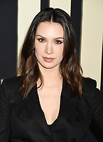 """HOLLYWOOD, CA - OCTOBER 15: Alixandra von Renner attends the premiere of Fox Searchlights' """"Jojo Rabbit"""" at Post 43 of the American Legion Hall on October 15, 2019 in Los Angeles, California.<br /> CAP/ROT/TM<br /> ©TM/ROT/Capital Pictures"""