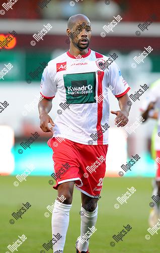 2012-08-23 / Voetbal / seizoen 2012-2013 / R. Antwerp FC / Omar Bennassar..Foto: Mpics.be